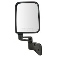 87-95, 97-02 Jeep Wrangler Manual Folding HQ Mirror RH
