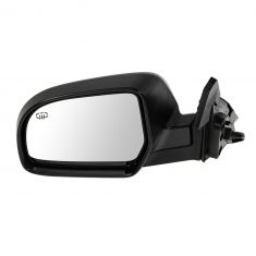 11-12 Subaru Legacy, Outback Power, Heated (w/Textured Black & PTM Covers) Mirror LH