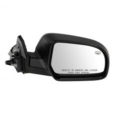 11-12 Subaru Legacy, Outback Power, Heated (w/Textured Black & PTM Covers) Mirror RH