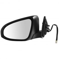 12-13 Toyota Camry SE, XLE, Camry Hybrid XLE (exc Blind Spot Option) Power Heated PTM Mirror LH