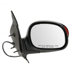 01 (from 1/23/01)-03 F150 Crew Cab Power (w/Exterior Signal) PTM Mirror RH