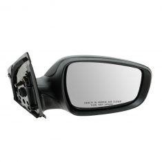 12-13 Hyundai Accent Power, Heated w/Turn Signal PTM Mirror RH
