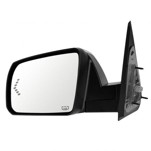 toyota sequoia tow mirrors side view mirror replacement 1a auto 07 12 toyota tundra 08 12 sequoia power folding heated memory