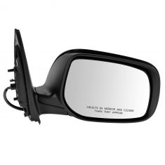 09-12 Toyota Corolla Power Gloss Black Mirror RH