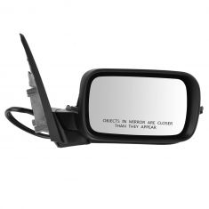 01-05 BMW 320i, 325i, 325Xi, 330i, 330Xi; 99-00 323i, 328i Power Folding, Heated Mirror RH