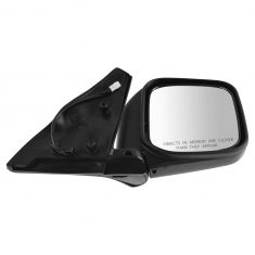 92-00 Mitsubishi Montero Power Black Mirror RH