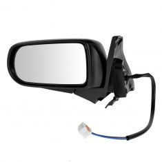 Protg; 99-00; 01 (exc MP3); 02 w/4 Spkrs; 03 Protege5; 04 Sdn (exc MAZDASPEED) Power PTM Mirror LH