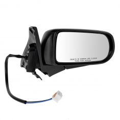 Protg; 99-00; 01 (exc MP3); 02 w/4 Spkrs; 03 Protege5; 04 Sdn (exc MAZDASPEED) Power PTM Mirror RH