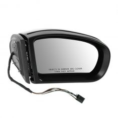 01-05 MB C240; 02-06 C230; 02-05 C240; 06 C280; 01 C320 Power Heated w/TS (7 Pin) Mirror RH