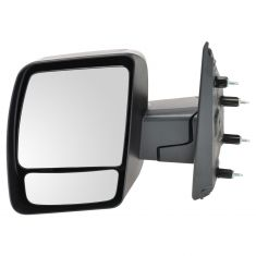 12-13 Nissan NV 1500, 2500, 3500 Manual w/Textured Black Cap Mirror LH