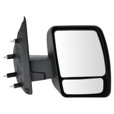 12-13 Nissan NV 1500, 2500, 3500 Manual w/Textured Black Cap Mirror RH