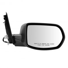 12-13 Honda CR-V Power Textured Black Mirror RH