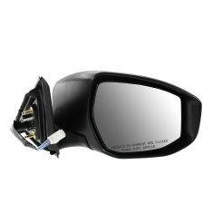 13 Nissan Sentra Power Heated w/Signal PTM Mirror RH