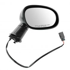 08-13 Dodge Challenger Folding Power Mirror RH