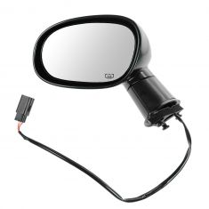 08-13 Dodge Challenger Folding Power Heated Mirror LH