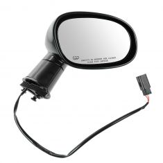 08-13 Dodge Challenger Folding Power Heated Mirror RH