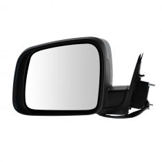 11-13 Jeep Grand Cherokee Power, Heated, Turn Signal, Memory, (w/o Blind Spot Detect) PTM Mirror LH