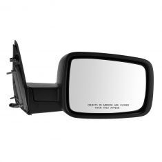13 Ram 1500, 2500 Power, Heated Textured Black Mirror RH