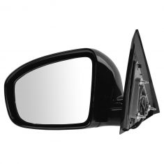 13-14 Nissan Pathfinder S, SV Power PTM Mirror LH