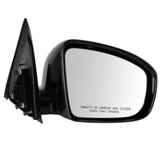 13-14 Nissan Pathfinder S, SV Power PTM Mirror RH