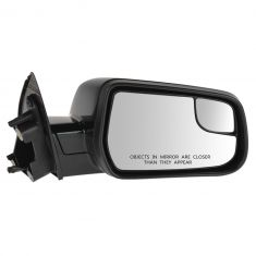 12-14 Chevy Equinox, GMC Terrain Power, Heated Mirror w/Heated Convex Insert & PTM Cover RH