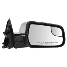 10-14 Chevy Equinox, Terrain Power, Heated, w/Memory Mirror w/Heated Convex Insert & Chrome Cover RH