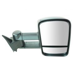 88-00 Chevy C/K PU SUV Suburban Manual Towing UPGRADE Mirror RH (New TR)
