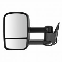 88-00 Chevy C/K PU SUV Suburban Power Towing UPGRADE Mirror LH