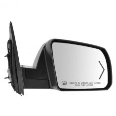 14-15 Toyota Tundra Power Folding, Memory, Heated, Puddle Light, Turn Signal w/Chrome Cap Mirror RH