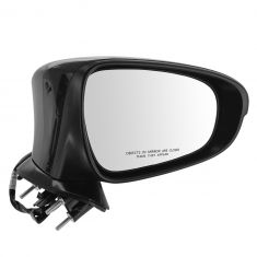 14- Lexus IS250, IS350 Power Heated Mirror PTM w/ Puddle Light RH
