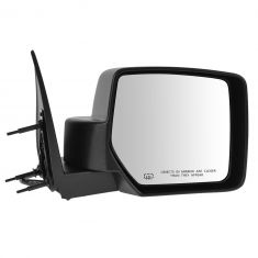 08-12 Jeep Liberty Power Heated Memory Mirror RH