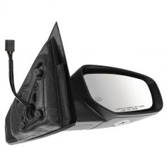 13-14 Dodge Dart Power Heat Puddle Signal PTM Mirror RH