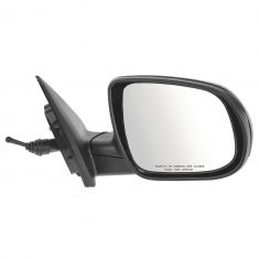 10 Kia Forte 4dr Power Heated Signal PTM Mirror LH