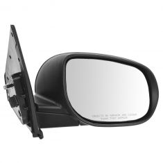 10 Kia Forte 4dr Power Heated Signal PTM Mirror RH