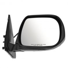 08-13 Toyota Highlander Power Heated Puddle Light PTM Mirror RH
