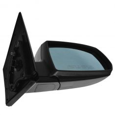 06-09 Kia Rio Power Heated Blue Glass PTM Mirror RH