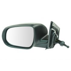 10-11 Kia Rio Manual Remote PTM Mirror LH