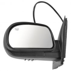 06-09 Trailblazer SS; 06-08 Ascender Sport Power Heated PTM Mirror LH
