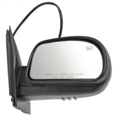 06-09 Trailblazer SS; 06-08 Ascender Sport Power Heated PTM Mirror RH