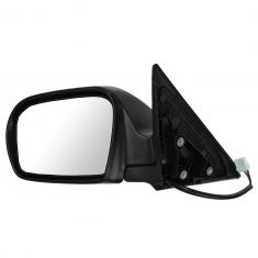 08-11 Subaru Impreza (exc. STI); 12-14 WRX Power Heated Textured Mirror LH