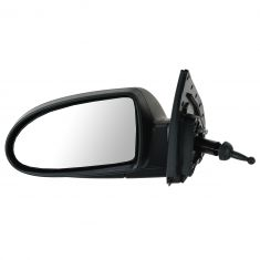 06 Hyundai Accent Sedan; 07-09 Accent Manual Remote PTM Mirror LH