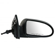 06 Hyundai Accent Sedan; 07-09 Accent Manual Remote PTM Mirror RH