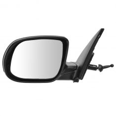 10-11 Hyundai Accent Manual Remote PTM Mirror LH
