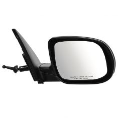 10-11 Hyundai Accent Manual Remote PRM Mirror RH