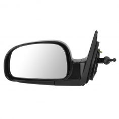 01-06 Hyundai Santa Fe Manual Remote Mirror LH