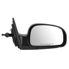 01-06 Hyundai Santa Fe Manual Remote Mirror RH