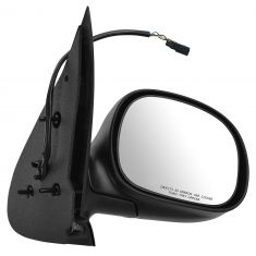 97-02 Ford Expedition Power Textured Mirror RH
