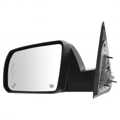 14-15 Toyota Sequoia Pwr Folding Htd w/TS, Pud Light, Memory, Blind Spot Mon Mirror w/Chrome Cap LH
