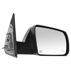 14-15 Toyota Sequoia Pwr Folding Htd w/TS, Pud Light, Memory, Blind Spot Mon Mirror w/Chrome Cap RH