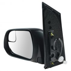 15-16 Toyota Sienna Power, Heated (w/Spotter Glass) Mirror w/PTM Cap LH